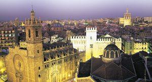 Valencia: Auch bei Nacht spektakulär!