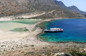Die Buchten von Kreta sind ein Erlebnis.