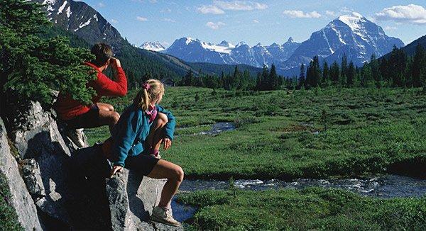 Kanada: Mächtige Gletscher, erhabene Berggipfel sowie eine riesige Pflanzen- und Tierwelt beeindrucken den Urlauber