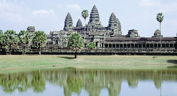Kambodscha Tempel