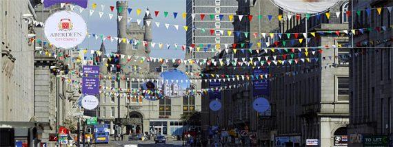 Aberdeen: Tea Time im Carmelite Hotel