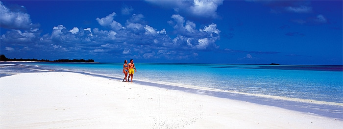 Exuma, Bahamas: Weite Strände und viel Ruhe