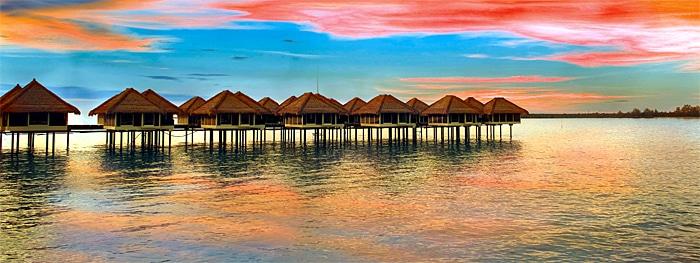 Asien: Coole Hotels zum heißen Preis