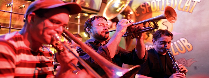 Jazz und Party: Die besten Musikkneipen in New Orleans