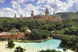 Das Urlaubsparadies Südafrikas: Sun City