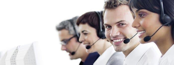 Die Hotlines der Flugportale
