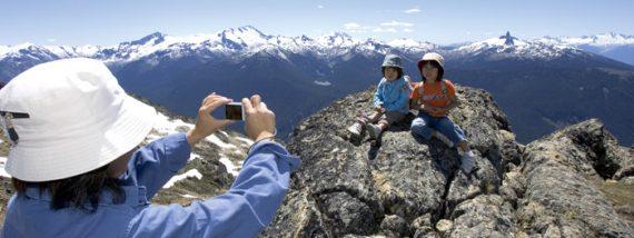 Panoramareise durch British Columbia