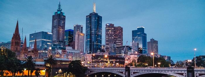 Der unverwechselbare Flair von Melbourne