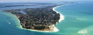 An der Westküste Floridas liegt die Insel Anna Maria Island