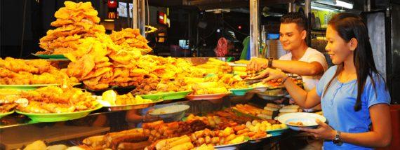 Ein Ausflug auf die Insel Penang