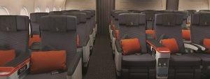 Singapore Airlines Premium Economy-Class
