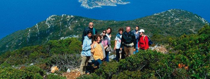 Die Sporadeninseln Skopelos & Skyros