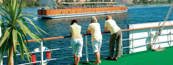 Abenteuerlich und sehenswert: Eine Nilkreuzfahrt