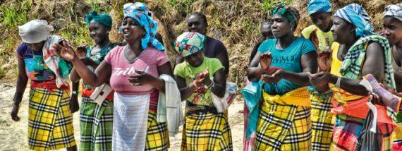 Suriname & der Stausee Brokopondo