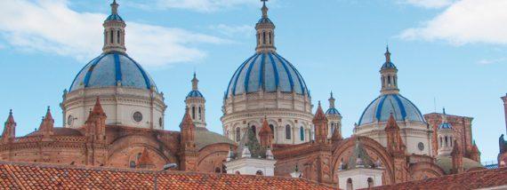 Prachtvolle Architektur in der Altstadt von Cuenca