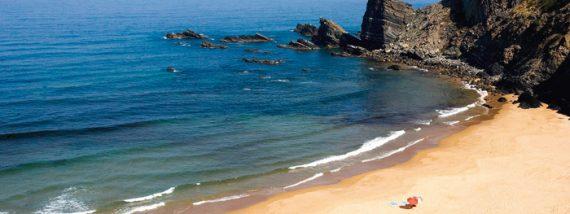 Die Costa Alentejana