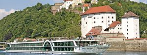 Eine Flusskreuzfahrt auf der Donau
