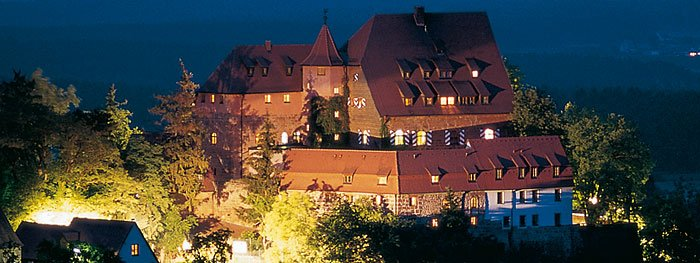 Fürstlicher Urlaub: Schloss- und Burghotels