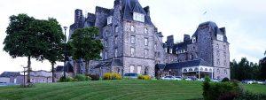 Schönes Schottland: Das Grand Hotel Atholl-Palace in Pitlochry