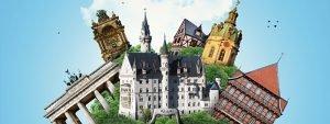 Deutschland aus dem Katalog