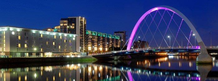 Glasgow erkunden: Auf großer England & Schottland-Tour