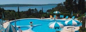 Hoteltest in Kroation