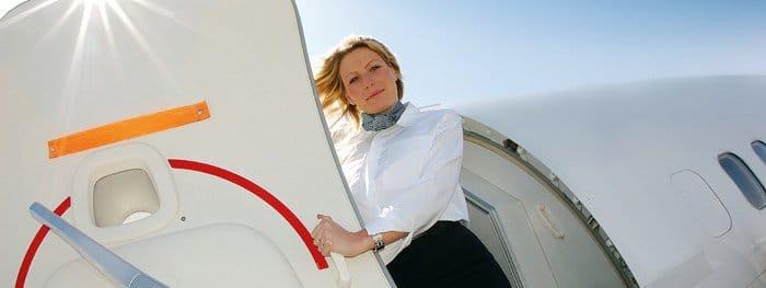 Angebote der Fluggesellschaften für Senioren