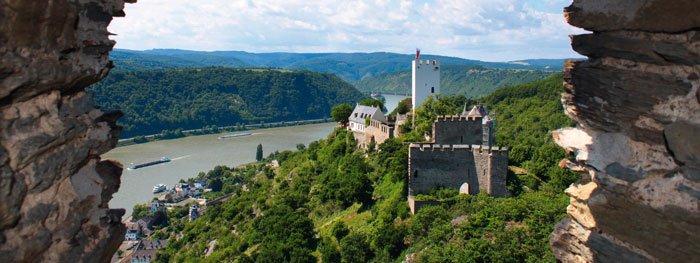 Burgen & Schlösser als Reiseziele