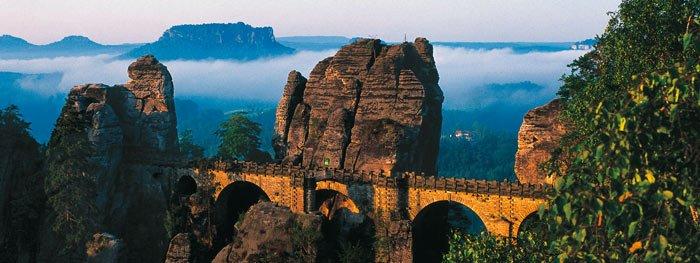 Auf Erkundungstour in der Natur: Der Nationalpark Sächsische Schweiz