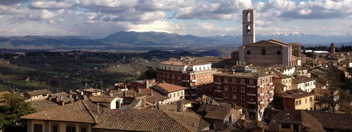 Umbrien: Perugia – Mittelalter trifft Moderne