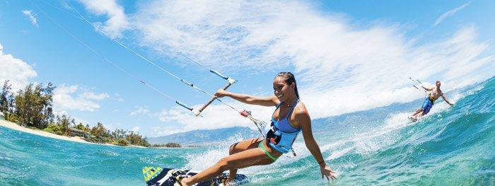 Vietnam: Kitesurfen am Mui Né Beach