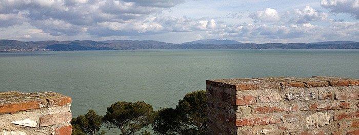 Umbrien: Natur am Trasimenischen See