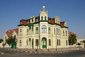 Namibia Hohenzollernhaus