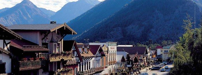 Leavenworth/ Washington State: Bayern in den USA
