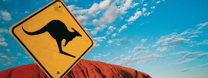 Australien Ayersrock