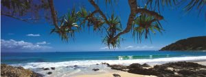 Australien: Sandstrand statt Outback