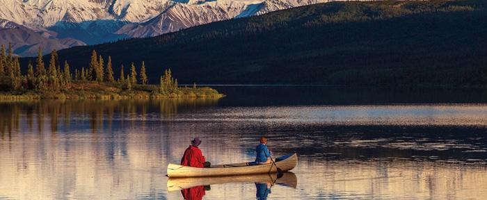 Alaska: Ein heißes Erlebnis
