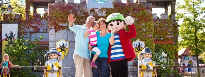 Freizeitvergnügen: Playmobil-Funparkn