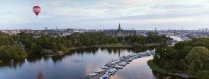 Stockholm: Schweden Happen