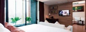 Bangkok: Hotel-Check