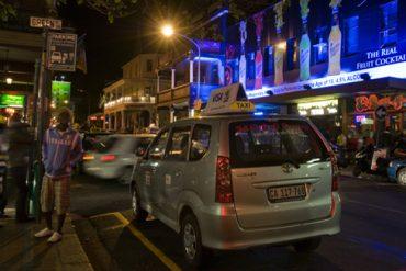 Nachtleben in Kapstadt