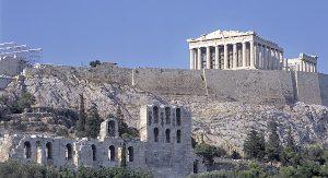 Eine architektonische Meisterleistung: Die Akropolis in Athen