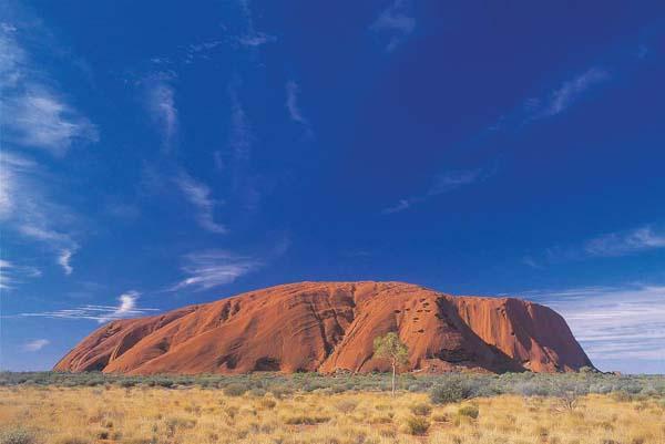 Ayers Rock Australien