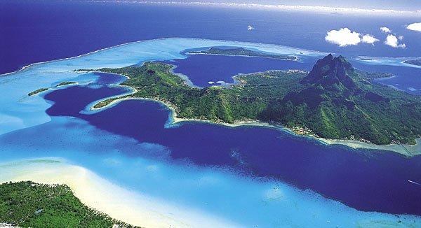Bora Bora- Tahiti