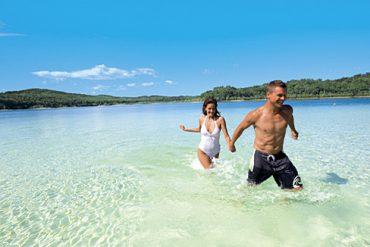 Fraser Island Australien