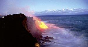 Hawaii Volcanoes National Park: Hier befinden sich zwei der aktivsten Vulkane der Welt (Bild: Hawaii Tourism Authority (HTA)/Kirk Lee Aeder)