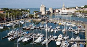 """La Rochelle wird von den Fanzosen liebevoll """"die schöne Rebellin"""" genannt"""