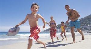 Ligurien bietet Familien zahlreiche Attraktionen und familienfreundliche Hotels