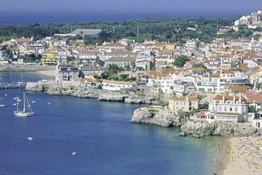 Der Küstenort Cascais ist ein guter Ausgangspunkt, um die Atlantikküste der Region Lissabon mit dem Fahrrad zu entdecken