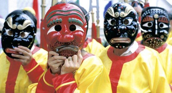 Macau Masken